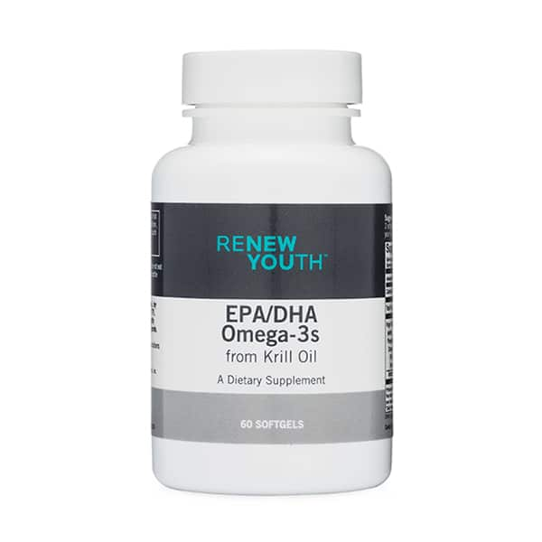 EPA/DHA Omega-3s from Krill Oil