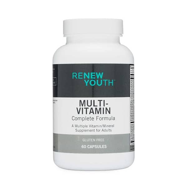 Multi-Vitamin: Complete Formula